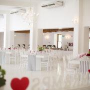decor, reception