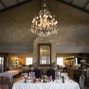 chandelier, decor, reception