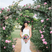 arch, bride, outdoor photography, venue