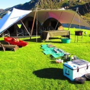 marquee, tent