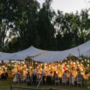 tent, naked bulbs