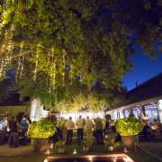 fairy lights, venue