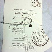 stationery, invitation