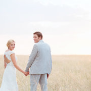 safari, suit, wedding dress