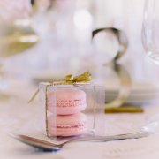 macaroon, wedding favour