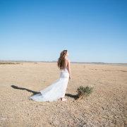 bride, karoo, desert