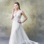 lace wedding dress, wedding dress designer