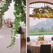 chandelier, decor, plant