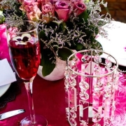 champagne glass, glassware, table decor