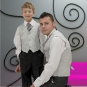 grey, tuxedo, shirt, suit