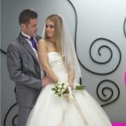 bridal wear, grey, tuxedo, veil, wedding dress, white, bouquet, wedding dress, wedding dress, veil, suit