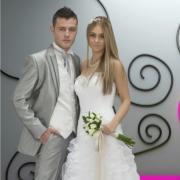 bouquet, wedding dress, grey, wedding dress, white, tuxedo, wedding dress, wedding dress, shirt, suit, tie