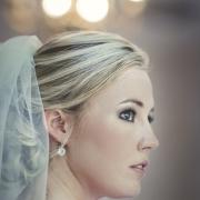 bride, jewellery, makeup