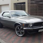 car, classic, mustang
