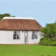 accommodation, hut