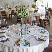 centrepiece, table setting