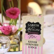 pink, wedding stationery
