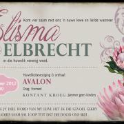 pink, wedding invitation, wedding stationery