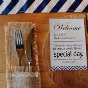 stationery, table setting, table setting