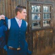 suit, waistcoat