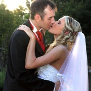 bride and groom, hairstyle, veil