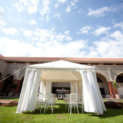chairs, gazebo, marquee