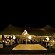 dance floor, tent, marquee
