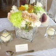 centrepiece, decor, floral accents, flowers