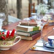 glassware, kitchen tea