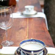crockery, kitchen tea