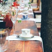 kitchen tea, table