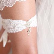 garter, lace