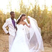 suit, veil, wedding dress