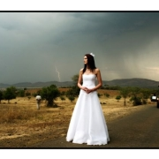 bride, bushveld, safari, bush wedding