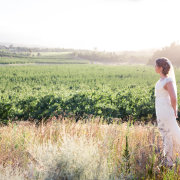 bride, winelands