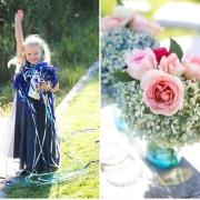 flower girl, flowers