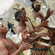 entertainment, african