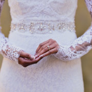 ring, wedding dress