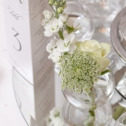 decor, white wedding