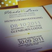 wedding invitation, wedding stationery, yellow