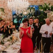 reception, lighting, table decor