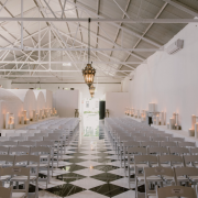 aisle, ceremony hall, venue