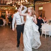 dance, beaded, wedding dress