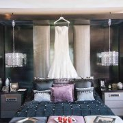 accommodation, wedding dress