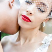 makeup, headpiece