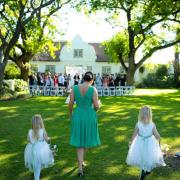 ceremony, venue, flower girls