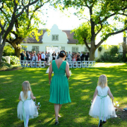 ceremony, venue, flower girls