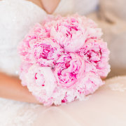 bouquet, pink