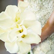 bouquet, white