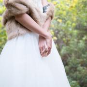 bridal wear, design, wedding dress, white